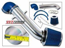 BLUE Short Ram Air Intake Kit + Filter For 1991-1995 JEEP Wrangler 2.5L / 4.0L