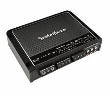 Rockford Fosgate R400-4D 400 Watt Full-Range Class-D 2-Channel Amplifier