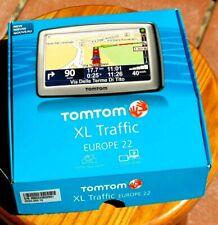TomTom XL Traffic Europe 22 + Travel Pack