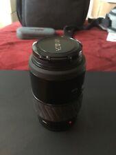 Minolta AF 70-210mm F3.5-4.5 Lens + HOYA Skylight filter