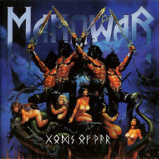 Manowar ‎– Gods Of War CD NEW