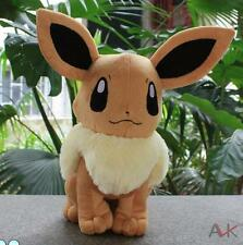 "New Pokemon 8"" EEVEE Pokémon Go Plush NEW Toy TOMY Soft Stuffed Animal Doll Evee"