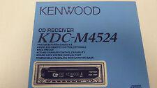 Kenwood KDC-M 4524