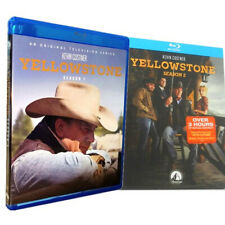Yellowstone Season 1-2 Blu-ray Disc TV Series Complete First Second Brand New
