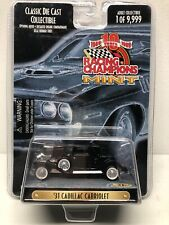 Racing Champions Mint '31 Cadillac Cabriolet
