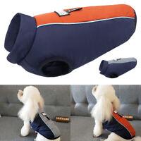 Hundemantel Wasserdicht Winter Hundejacke Welpe Hundekleidung für Kleine Hunde