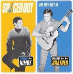 Leonard Nimoy/William Shatner-Spaced Out! CD NEW