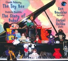 DEBUSSY: THE TOY BOX; POULENC: THE STORY OF BABAR NEW CD