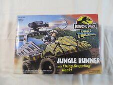 Jurassic Park Dino Trackers Jungle Runner NEW MISB SEALED Dinosaur Raptor 1994