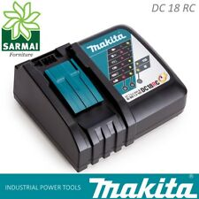 Carica Batterie MAKITA DC18RC LXT rapido litio 7,2V 18V ORIGINALE 240V