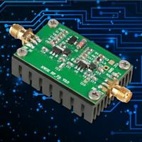 2MHz-700MHZ 3W HF VHF UHF FM Transmetteur RF Amplificateur de Radiofréquence
