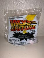 1991 Back to the Future McDonalds Happy Meal Toy - Einstein's Train