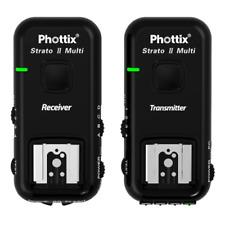 Phottix Strato II 5-in-1 Wireless Trigger Set: CANON
