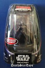 Star Wars Titanium Limited Die Cast Vintage Finish Darth Vader ESB ROTJ ROTS TFA