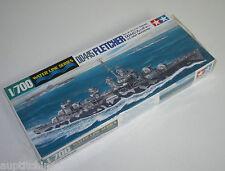 maquette 1/700 water line series DD445 Fletcher US navy destroyer tamiya 31902