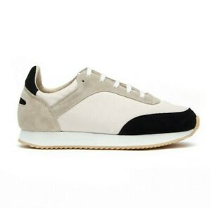 Spalwart Tempo Low Black Chalk Mens Running Casual Sneakers