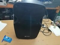 "Evolution Audio RZ12A V3 Active 250W RMS 12"" DJ Disco PA single speaker (880)"