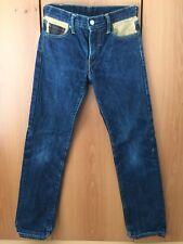 Rare Rarität Jeans Levi's 504 Doublé Chaud Insulated Jeans W28L32