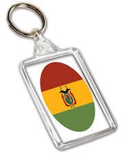 Bolivia Bandera Llavero Regalo-Cumpleaños-Navidad-Pequeño Regalo