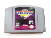 NFL Blitz 2000 Nintendo 64 N64 Original Game  - Tested + Working & Authentic!
