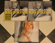 HOLLY VALANCE 3 x single cd collection