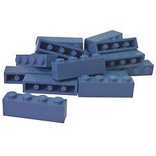 20 NEW LEGO Brick 1 x 4 BRICKS Sand Blue