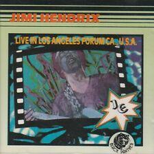 JIMI HENDRIX - LIVE IN LOS ANGELES FORUM 1968