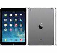 Apple iPad Air 1st Generation - A1474 - 16GB Wi-Fi - Space Grey Black -Tablet