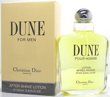 Christian DIOR DUNE pour homme 100 ML AFTER SHAVE