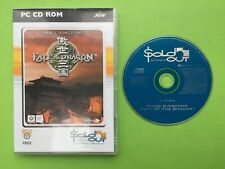 Three Kingdoms: Fate of the Dragon (Windows PC, 2000) - CD-ROM Sold Out Software