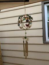 Wind Chime Outdoor Garden Decor  Metal