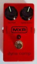 More details for mxr dyna comp guitar compressor effect pedal