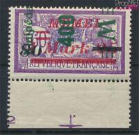 Memelgebiet 165 postfrisch 1923 Aushilfsausgabe (9210516