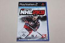 NHL 2K9 (Sony PlayStation 2, 2008, DVD-Box)