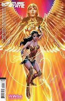 DC Future State The Next Batman #1 Comic Book Wonder Woman J Campbell Variant NM