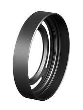 JJC Black Lens Hood for Fujifilm Finepix X10, X20, X30 as LH-X10