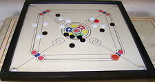 Carrom Board with Pieces Full Size Double Ply & 33'' x 33'' REDUCED NOW £37.95