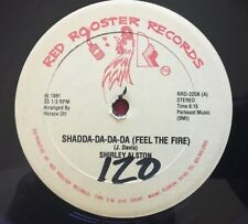 "SHIRLEY ALSTON ~ SHADDA-DA-DA-DA (1981) KILLER SOUL DISCO BOOGIE 12"" EX"