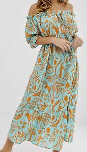 ❤️Traumhaftes Sommerkleid von ASOS NEU Oversize Look Gr. passt bei 38-42