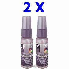 PUREOLOGY Colour Fanatic 21 Essential Benefits 1 oz Travel Size (Lot of 2)