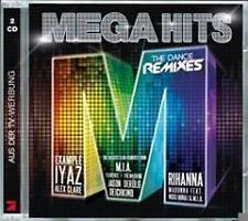 Mega Hits -The Dance Remixes 2 - 2 CDs