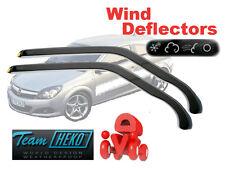 OPEL VAUXHALL ASTRA H  MK5  2005 - 2009 Wind deflectors  3.doors  HEKO  25321
