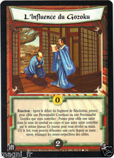 Legend of The Five Rings n° 97/156 - L'influence du Gozoku