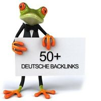 50 DEUTSCHE Backlinks - 100% manuell - Social Bookmarks - SEO - DoFollow
