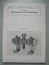 Kraftfahrzeughandwerk 10 Tafeln Pleuelstangen Radabzieher Polschuhe ...