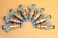 Reman OEM Ford Denso Fuel Injectors 1995 - 1998 Ford 4.6L DOHC 24lb/hr Blue Top