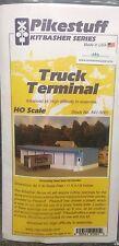 Pikestuff 5001 HO Truck Terminal Building Kit  RIX 541-5001 MODELRRSUPPLY-com