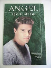 ANGEL - HUNTING GROUND.  GRAPHIC NOVEL. NEW, UNREAD.