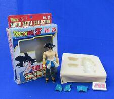 Son Gokou Action Figure Vol 25 Dragon Ball Z Bandai with Box