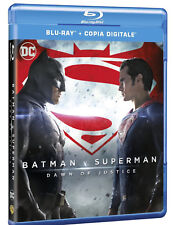 BATMAN V SUPERMAN: Dawn of Justice (BLU-RAY) Ben Affleck, Henry Cavill